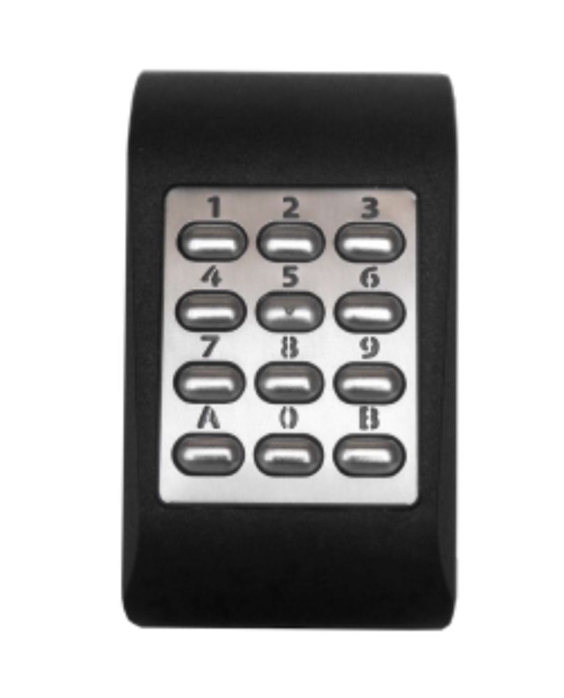 access control (έλεγχος εισόδου) με πληκτρολόγιο auta