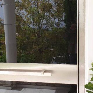 θυροτηλεόραση auta με μπουτονιέρα εισόδου και access control compact