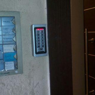 access control έλεγχος εισόδου